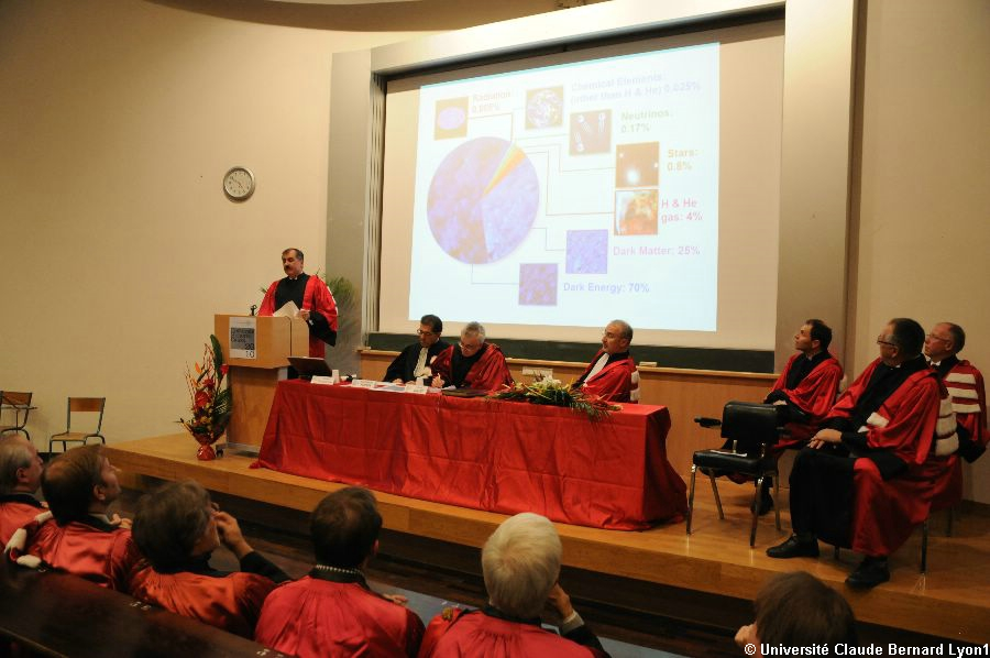Phototh�que Lyon 1 - Docteur Honoris Causa 2010   083