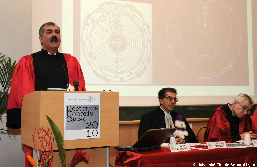 Phototh�que Lyon 1 - Docteur Honoris Causa 2010   096