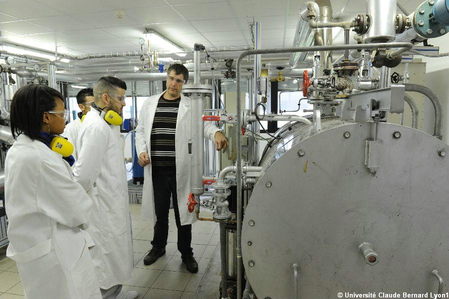 Génie Thermique et Energie IUT